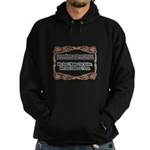 Enforce The Rules Hoodie (dark)