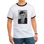 Power of the Idea JFK Ringer T