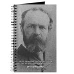 Prejudice William James Journal