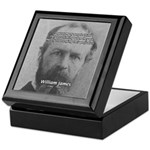Prejudice William James Keepsake Box