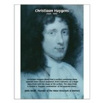 Huygens Combination Small Poster