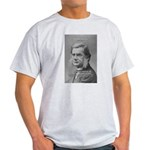 Thomas Huxley and Darwin Ash Grey T-Shirt