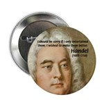 "Handel's Messiah 2.25"" Button (10 pack)"