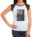 Power of Dreams: Goethe Women's Cap Sleeve T-Shirt