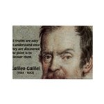 Error of Conformity Galileo Rectangle Magnet