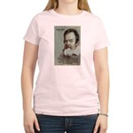 Error of Conformity Galileo Women's Pink T-Shirt