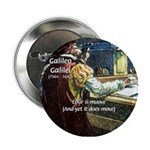 Stubborn Resistance Galileo Button