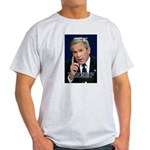 Terrorism George W. Bush Ash Grey T-Shirt