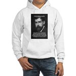 British Idealism Bradley Hooded Sweatshirt