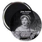 Women in History Jane Austen Magnet