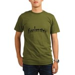 Frankenstein Organic Men's T-Shirt (dark)