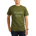 Wasabi Hour Organic Men's T-Shirt (dark)