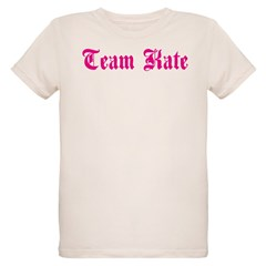 Team Kate Organic Kids T-Shirt