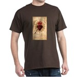 Heart of Jesus Dark T-Shirt