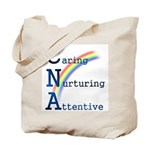 CNA Rainbow Tote Bag