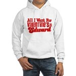 Edward Valentine Hooded Sweatshirt