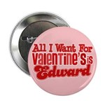 "Edward Valentine 2.25"" Button (10 pack)"