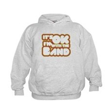 I'm With The Band Kids Hoodie
