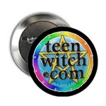 "TeenWitch  2.25"" Button"