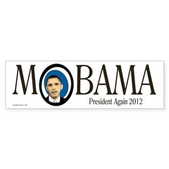 M'Obama: Four More Years for President Barack Obama in the White House