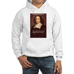 Spinoza Ethics Philosophy Hooded Sweatshirt
