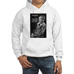 Old Age Spirit of Childhood Hooded Sweatshirt
