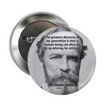 "Attitude Perception on Life 2.25"" Button (100 pack"
