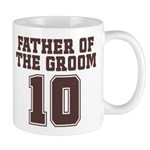 Uniform Groom Father 10 Mug