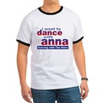 I want to Dance with Anna Ringer T