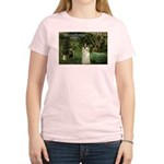 Berthe Morisot Art Quote Women's Pink T-Shirt