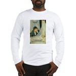 Female Artist Morisot Quote Long Sleeve T-Shirt