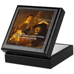 Art & Atmosphere Rembrandt Keepsake Box