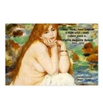Renoir Impressionist Nude Postcards (Package of 8)