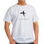 """Ash Wednesday"" Light T-Shirt"