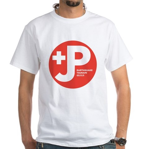 japan relief tshirt