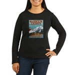Alaska Reunion Women's Long Sleeve Dark T-Shirt
