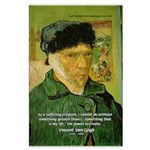 Artist Van Gogh: Suffering Large Poster