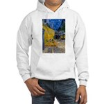 Vincent Van Gogh Color Art Hooded Sweatshirt