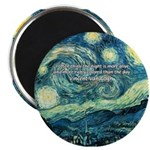 Starry Night Vincent Van Gogh Magnet