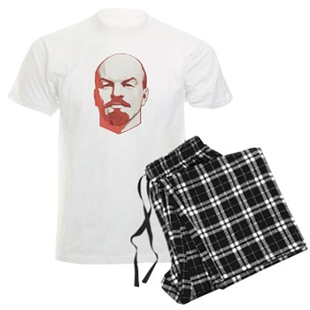 History Gift Guide - History Clothing - Lenin Men's Light Pajamas