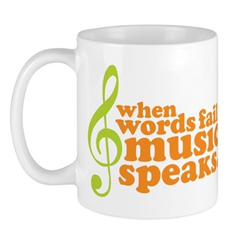 music mugs