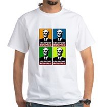 I Support Ron Paul T-Shirt