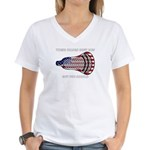 Lacrosse TheseColors Women's V-Neck T-Shirt