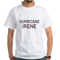 hurricane irene t-shirt costume