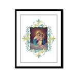 MTA - Our Lady of Schoenstatt Framed Panel Print