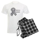 Diabetes Awareness Men's Light Pajamas