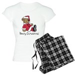 Beary Christmas Women's Light Pajamas
