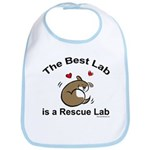 Best Rescue Lab Bib