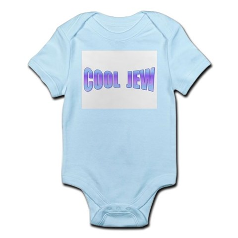 COOL JEW Infant Bodysuit
