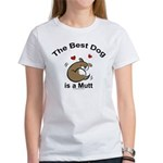 Best Mutt Dog Women's T-Shirt